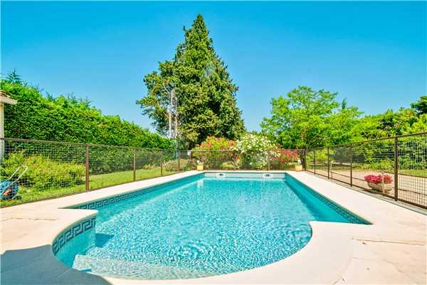 Ferienhaus Provenzalisches Ferienhaus mit Pool nahe Carpentras, Carpentras, Vaucluse, Provence - Alpen - Côte d'Azur, Frankreich, Bild 14
