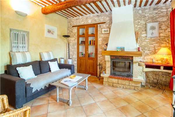 Ferienhaus Provenzalisches Ferienhaus mit Pool nahe Carpentras, Carpentras, Vaucluse, Provence - Alpen - Côte d'Azur, Frankreich, Bild 4