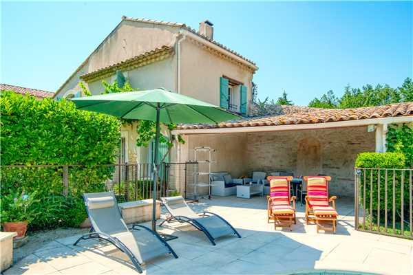 Ferienhaus Provenzalisches Ferienhaus mit Pool nahe Carpentras, Carpentras, Vaucluse, Provence - Alpen - Côte d'Azur, Frankreich, Bild 15