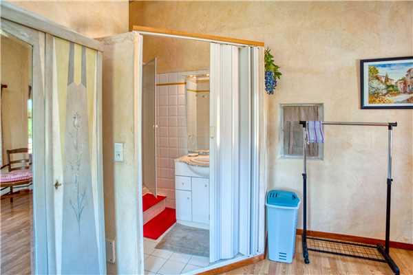 Ferienhaus Provenzalisches Ferienhaus mit Pool nahe Carpentras, Carpentras, Vaucluse, Provence - Alpen - Côte d'Azur, Frankreich, Bild 10
