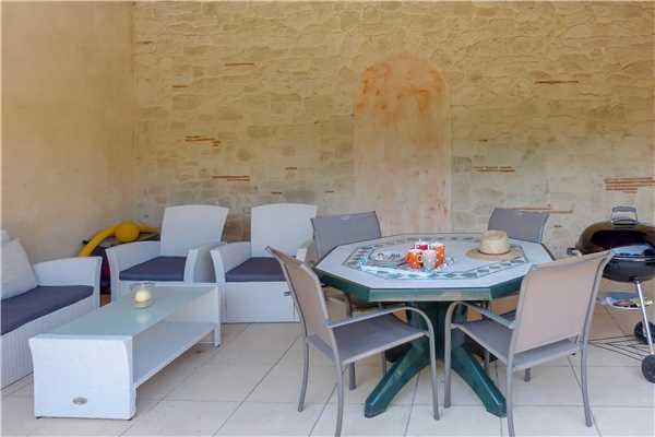 Ferienhaus Provenzalisches Ferienhaus mit Pool nahe Carpentras, Carpentras, Vaucluse, Provence - Alpen - Côte d'Azur, Frankreich, Bild 24