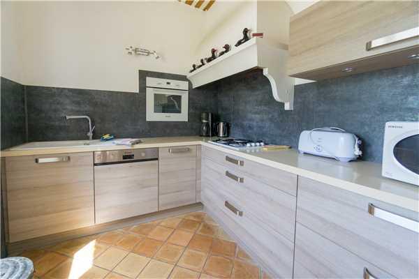 Ferienhaus 'Provenzalisch restauriertes Mas mit Pool bei Roussillon' im Ort Roussillon