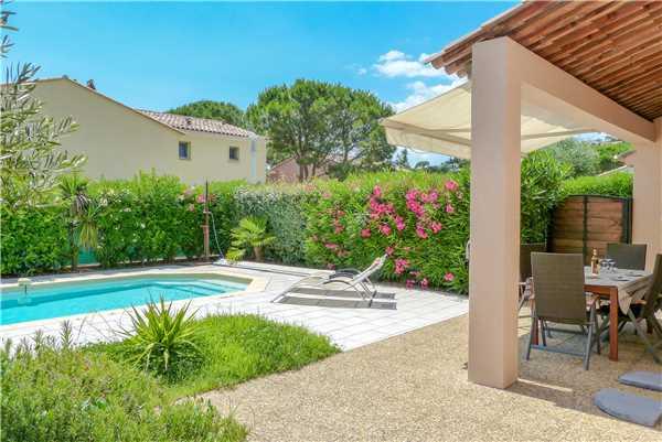 Ferienhaus 'Ferienhaus mit privatem Pool in der Domaine in Les Issambres in Südfrankreich' im Ort Les Issambres