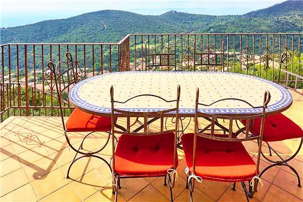 Ferienhaus Villa mit Pool und panorama Meerblick für 6 Personen in Südfrankreich, Cavalaire, Côte d'Azur, Provence - Alpen - Côte d'Azur, Frankreich, Bild 22