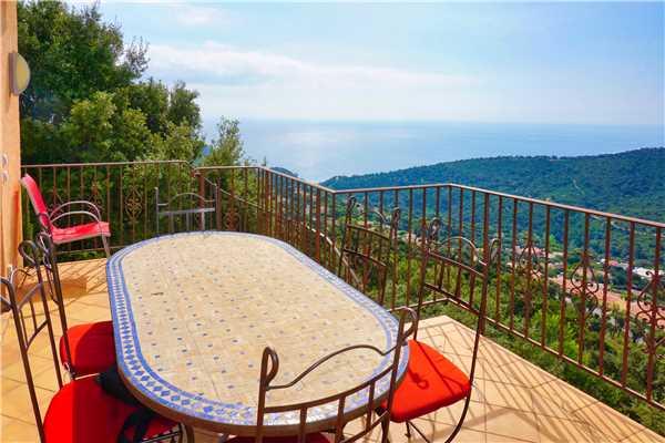 Ferienhaus Villa mit Pool und panorama Meerblick für 6 Personen in Südfrankreich, Cavalaire, Côte d'Azur, Provence - Alpen - Côte d'Azur, Frankreich, Bild 4