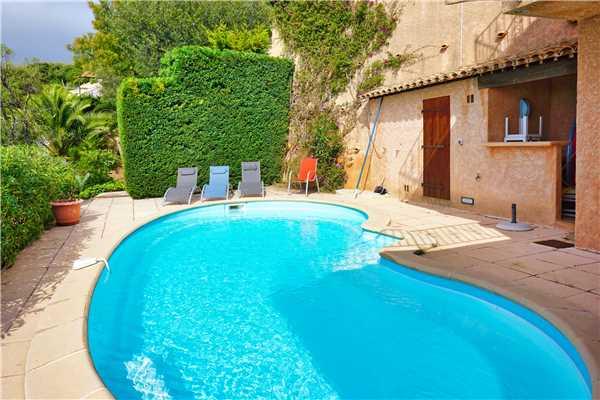 Ferienhaus 'Villa mit Pool und panorama Meerblick für 6 Personen in Südfrankreich' im Ort Cavalaire