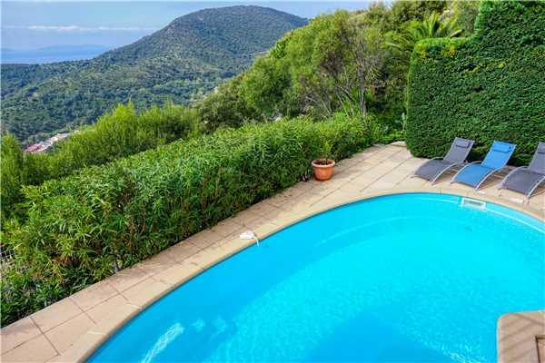 Ferienhaus Villa mit Pool und panorama Meerblick für 6 Personen in Südfrankreich, Cavalaire, Côte d'Azur, Provence - Alpen - Côte d'Azur, Frankreich, Bild 2
