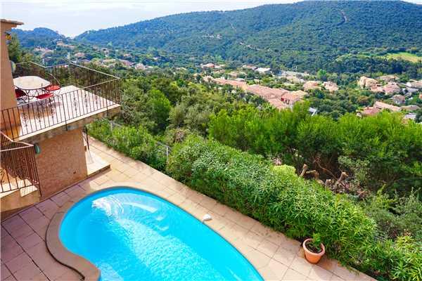 Ferienhaus Villa mit Pool und panorama Meerblick für 6 Personen in Südfrankreich, Cavalaire, Côte d'Azur, Provence - Alpen - Côte d'Azur, Frankreich, Bild 7