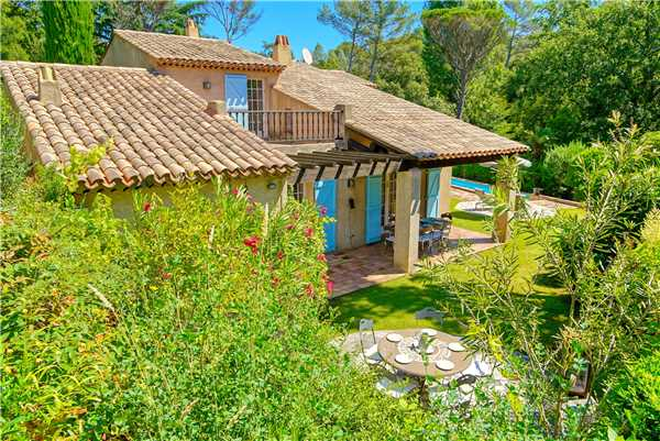 Holiday house Villa  mit privatem Pool in Golfplatznähe in St-Raphael an der Côte d'Azur in Südfrankreich, Saint Raphaël, Côte d'Azur, Provence - Alps - Côte d'Azur, France, picture 18