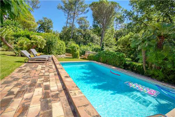 Holiday house Villa  mit privatem Pool in Golfplatznähe in St-Raphael an der Côte d'Azur in Südfrankreich, Saint Raphaël, Côte d'Azur, Provence - Alps - Côte d'Azur, France, picture 2