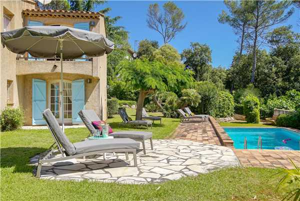 Holiday house Villa  mit privatem Pool in Golfplatznähe in St-Raphael an der Côte d'Azur in Südfrankreich, Saint Raphaël, Côte d'Azur, Provence - Alps - Côte d'Azur, France, picture 1