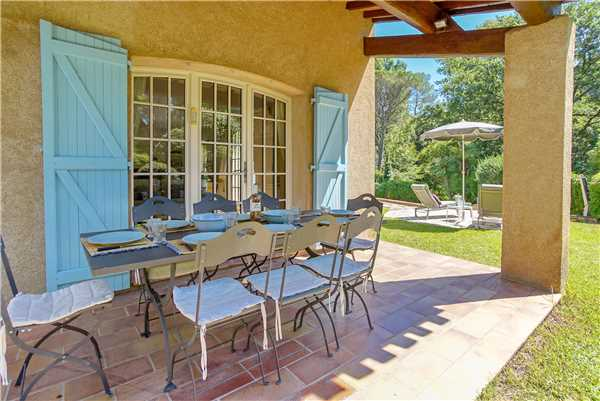 Holiday house Villa  mit privatem Pool in Golfplatznähe in St-Raphael an der Côte d'Azur in Südfrankreich, Saint Raphaël, Côte d'Azur, Provence - Alps - Côte d'Azur, France, picture 23