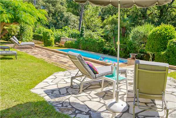 Holiday house Villa  mit privatem Pool in Golfplatznähe in St-Raphael an der Côte d'Azur in Südfrankreich, Saint Raphaël, Côte d'Azur, Provence - Alps - Côte d'Azur, France, picture 20