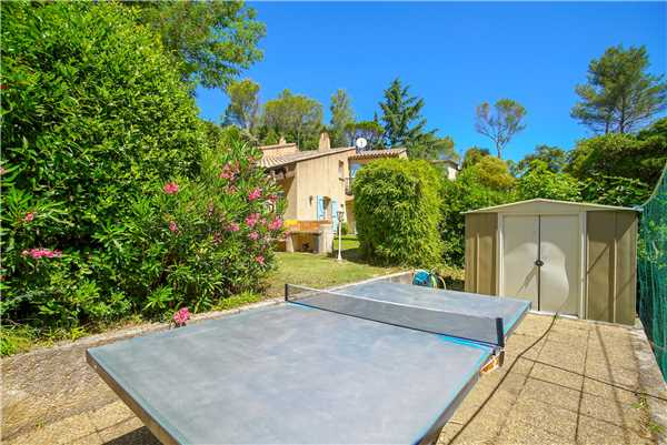 Holiday house Villa  mit privatem Pool in Golfplatznähe in St-Raphael an der Côte d'Azur in Südfrankreich, Saint Raphaël, Côte d'Azur, Provence - Alps - Côte d'Azur, France, picture 19