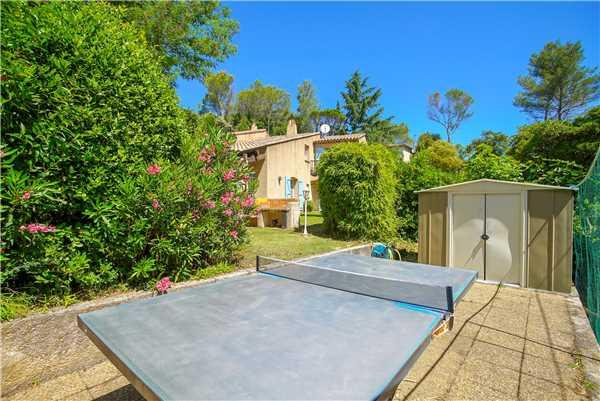 Ferienhaus 'Villa  mit privatem Pool in Golfplatznähe in St-Raphael an der Côte d'Azur in Südfrankreich' im Ort Saint Raphaël