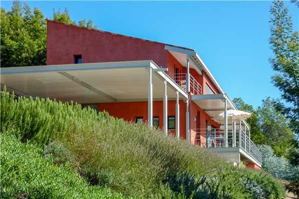 Ferienhaus Modernes Architektenhaus mit Pool und Weitblick in Auribeau an der Côte d'Azur in Südfrankreich, Auribeau sur Siagne, Côte d'Azur, Provence - Alpen - Côte d'Azur, Frankreich, Bild 2
