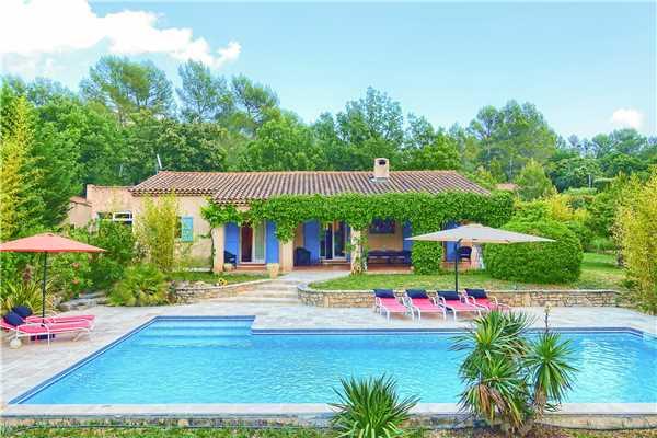 Holiday home Provenzalisches Ferienhaus mit Pool im Hinterland von der Côte d'Azur in Flayosc, Flayosc, Var, Provence - Alps - Côte d'Azur, France, picture 6