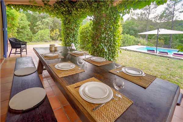 Holiday home Provenzalisches Ferienhaus mit Pool im Hinterland von der Côte d'Azur in Flayosc, Flayosc, Var, Provence - Alps - Côte d'Azur, France, picture 2