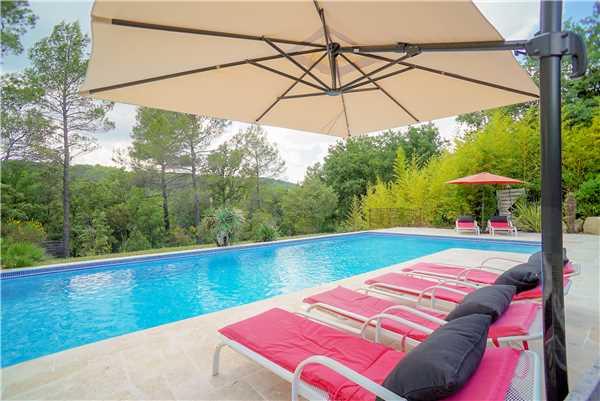 Ferienhaus Provenzalisches Ferienhaus mit Pool im Hinterland von der Côte d'Azur in Flayosc, Flayosc, Var, Provence - Alpen - Côte d'Azur, Frankreich, Bild 13