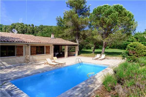 Ferienhaus 'Provenzalisches Ferienhaus mit Pool unterhalb von Ménerbes' im Ort Ménerbes