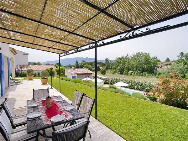 Holiday home Provenzalisches Ferienhaus mit Pool für 6 Personen bei Aix-en-Provence  in Südfrankreich, Pourrières, Var, Provence - Alps - Côte d'Azur, France, picture 3