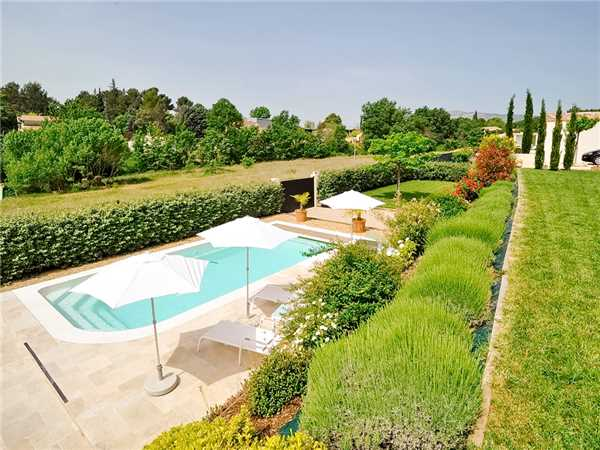 Ferienhaus Provenzalisches Ferienhaus mit Pool für 6 Personen bei Aix-en-Provence  in Südfrankreich, Pourrières, Var, Provence - Alpen - Côte d'Azur, Frankreich, Bild 18