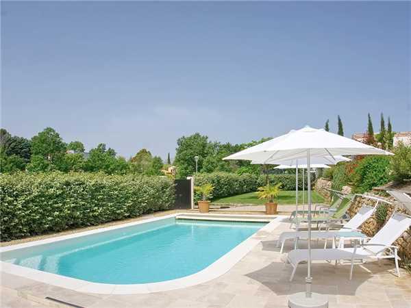 Ferienhaus Provenzalisches Ferienhaus mit Pool für 6 Personen bei Aix-en-Provence  in Südfrankreich, Pourrières, Var, Provence - Alpen - Côte d'Azur, Frankreich, Bild 19