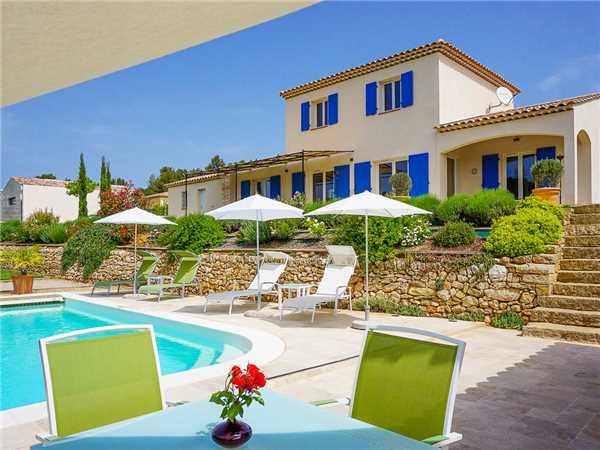 Ferienhaus 'Provenzalisches Ferienhaus mit Pool für 6 Personen bei Aix-en-Provence  in Südfrankreich' im Ort Pourrières