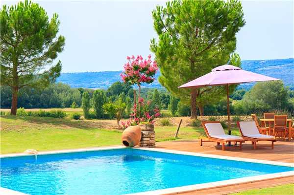 Ferienwohnung 'Provenzalisch renoviertes Mas für 2-3 Personen in Roussillon' im Ort Roussillon