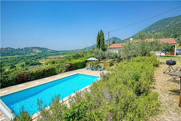 Ferienhaus 'Provenzalisches Ferienhaus mit Pool in den Lavendelfeldern bei Nyons in Südfrankreich' im Ort Venterol