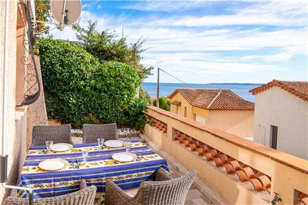 Ferienwohnung 'Ferienwohnung zu Fuß zum Meer in Les Issambres in Südfrankreich' im Ort Les Issambres