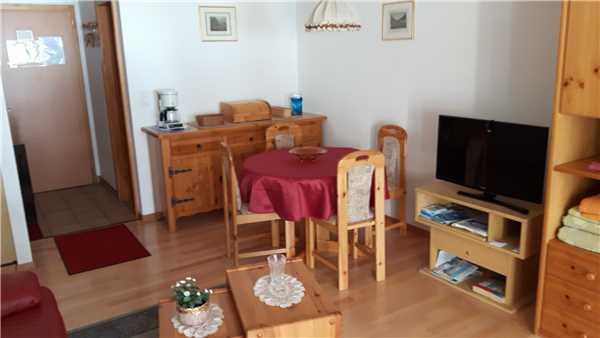Ferienwohnung 'Haus Tarbey' im Ort Leukerbad