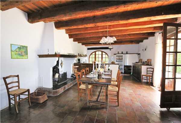 Ferienhaus Mas le Perou, Anduze, Gard, Languedoc-Roussillon, Frankreich, Bild 4