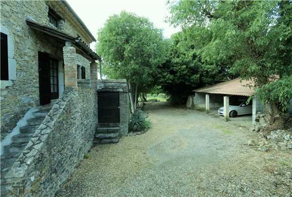 Ferienhaus Mas le Perou, Anduze, Gard, Languedoc-Roussillon, Frankreich, Bild 12