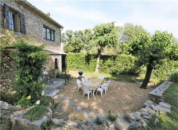 Ferienhaus Mas le Perou, Anduze, Gard, Languedoc-Roussillon, Frankreich, Bild 9