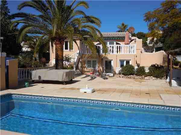 Holiday home Casa Klima, Moraira, Costa Blanca, Valencia, Spain, picture 1
