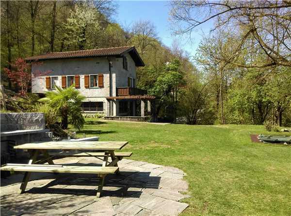 Ferienhaus 'Casa Campei' im Ort Vira-Fosano