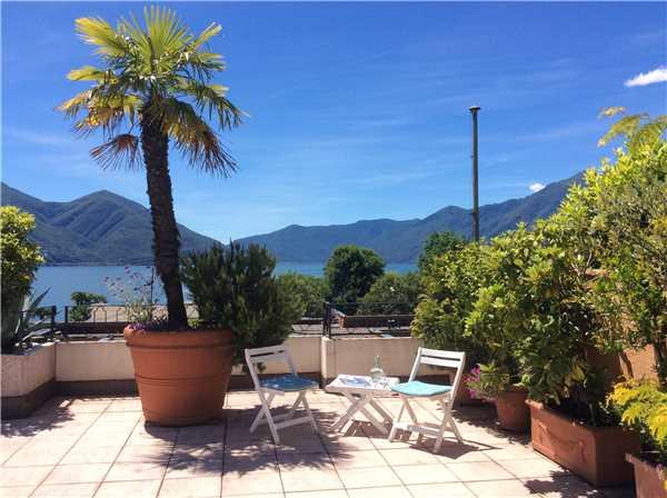Ferienwohnung DA 27 *****, Ascona, Lago Maggiore (CH), Tessin, Schweiz, Bild 1
