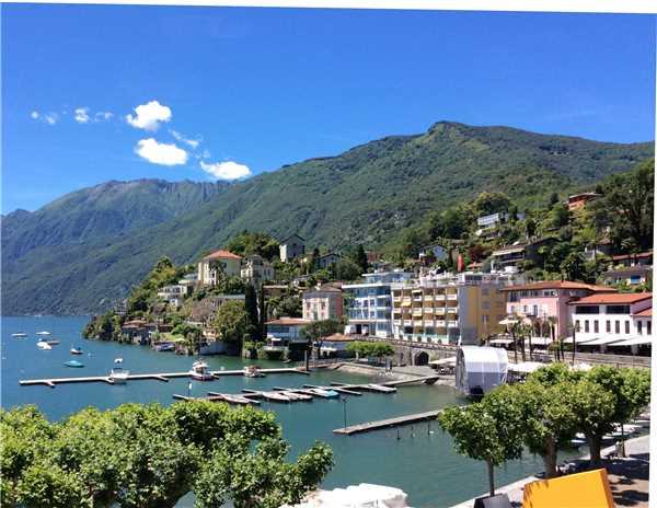 Ferienwohnung 'La Tana' im Ort Ascona