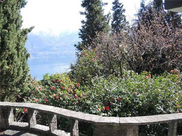 Ferienhaus Bellaterra B, Orselina, Lago Maggiore (CH), Tessin, Schweiz, Bild 16