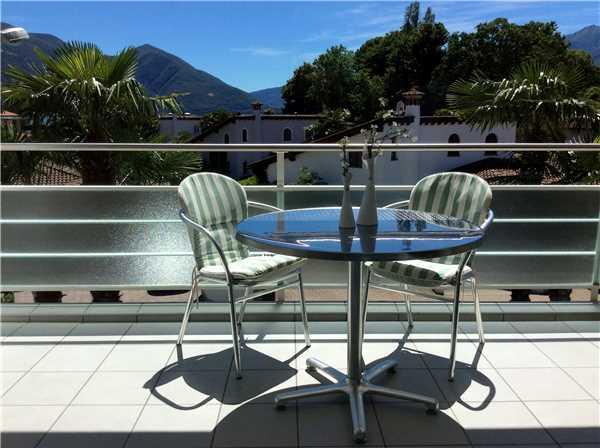 Ferienwohnung Residenza Lido Golf, Ascona, Lago Maggiore (CH), Tessin, Schweiz, Bild 10