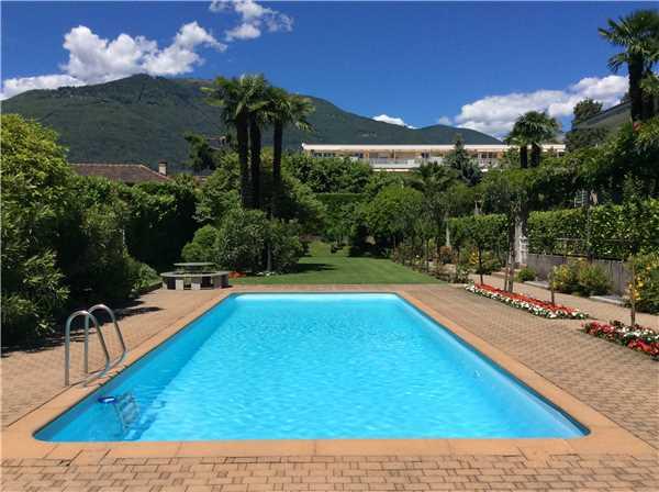 Ferienwohnung 'Residenza Lido Golf' im Ort Ascona