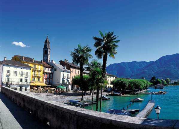 Ferienwohnung Residenza Lido Golf, Ascona, Lago Maggiore (CH), Tessin, Schweiz, Bild 21