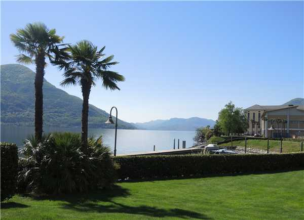 Holiday apartment Costa Smeralda, Brissago, Lake Maggiore (CH), Ticino, Switzerland, picture 23