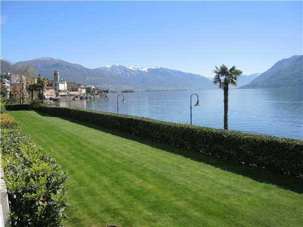 Holiday apartment Costa Smeralda, Brissago, Lake Maggiore (CH), Ticino, Switzerland, picture 3