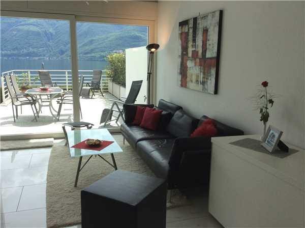 Holiday apartment Costa Smeralda, Brissago, Lake Maggiore (CH), Ticino, Switzerland, picture 7