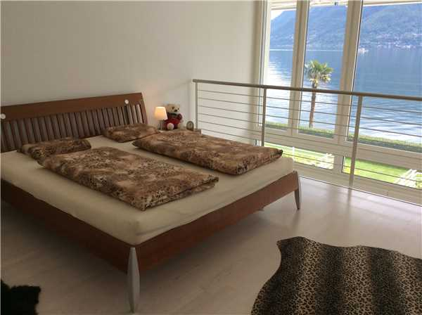 Holiday apartment Costa Smeralda, Brissago, Lake Maggiore (CH), Ticino, Switzerland, picture 14