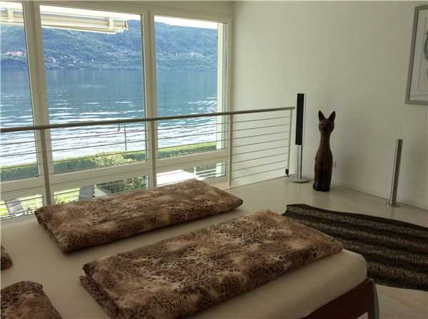 Holiday apartment Costa Smeralda, Brissago, Lake Maggiore (CH), Ticino, Switzerland, picture 12