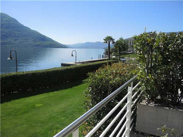 Holiday apartment Costa Smeralda, Brissago, Lake Maggiore (CH), Ticino, Switzerland, picture 20