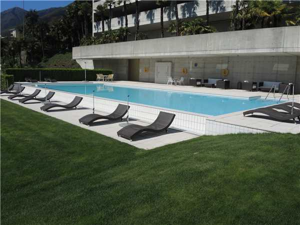 Holiday apartment Costa Smeralda, Brissago, Lake Maggiore (CH), Ticino, Switzerland, picture 22